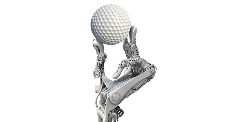 robotgolfball