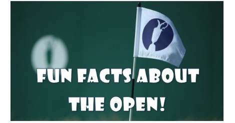 Fun Facts About the Open