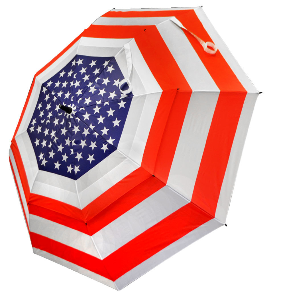 Hot-Z Golf 62in USA Umbrella