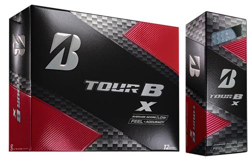 Bridgestone Tour B Series Balls - Bridgestone 2018 Tour B X Golf Balls