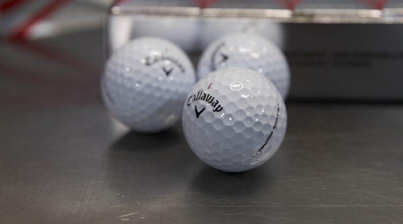 Callaway Chrome Soft Golf Balls 5