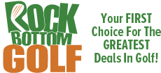 Golf Blog | RockBottomGolf.com