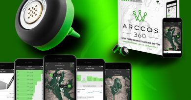 Enter to WIN a FREE Arccos 360 Golf Performance GPS Tracking System 2.0!