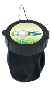 Aqua Caddy Golf- Portable Club Head Cleaning Device