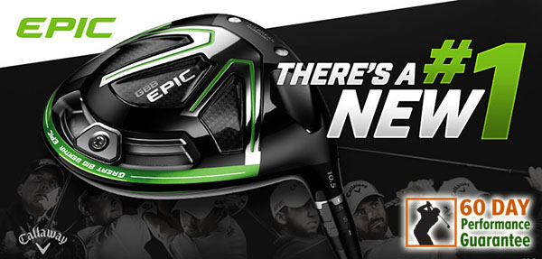 Callaway GBB Epic - Theres a new number 1