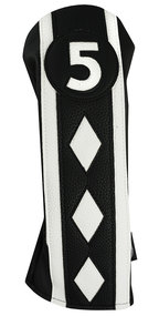 Hot-Z Golf #5 Wood Headcover