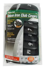 Jef World of Golf- Neoprene Deluxe Iron Club Covers
