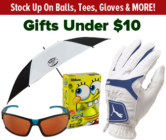 golfing gifts under $10!