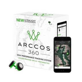 Arccos 360 Golf Performance GPS Tracking System 2.0
