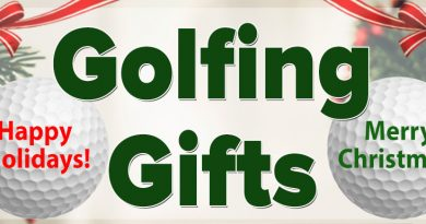 Give the Gift of Golf Balls with a Personalized Holiday Message!