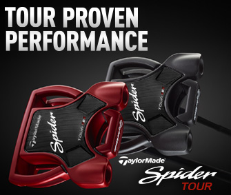 TaylorMade Spider Putters - Tour Proven Performance!