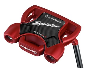 TaylorMade Spider Tour Red Putter (Left Handed)