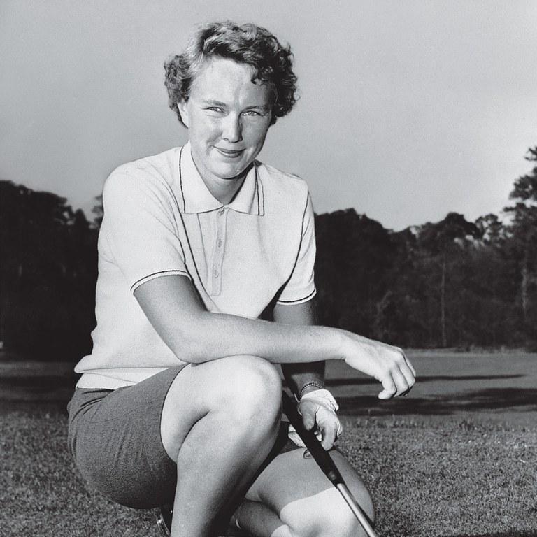 LPGA Tour Pro Mickey Wright