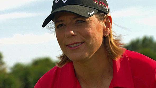 LPGA Tour Pro Annika Sorenstam