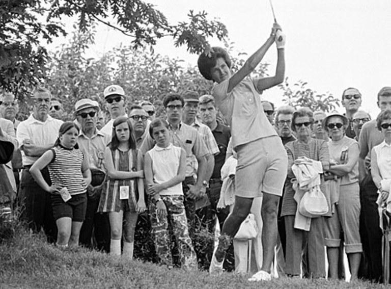 LPGA Tour Pro Kathy Whitworth
