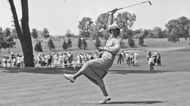Celebrating the BEST EVER Women Golfers