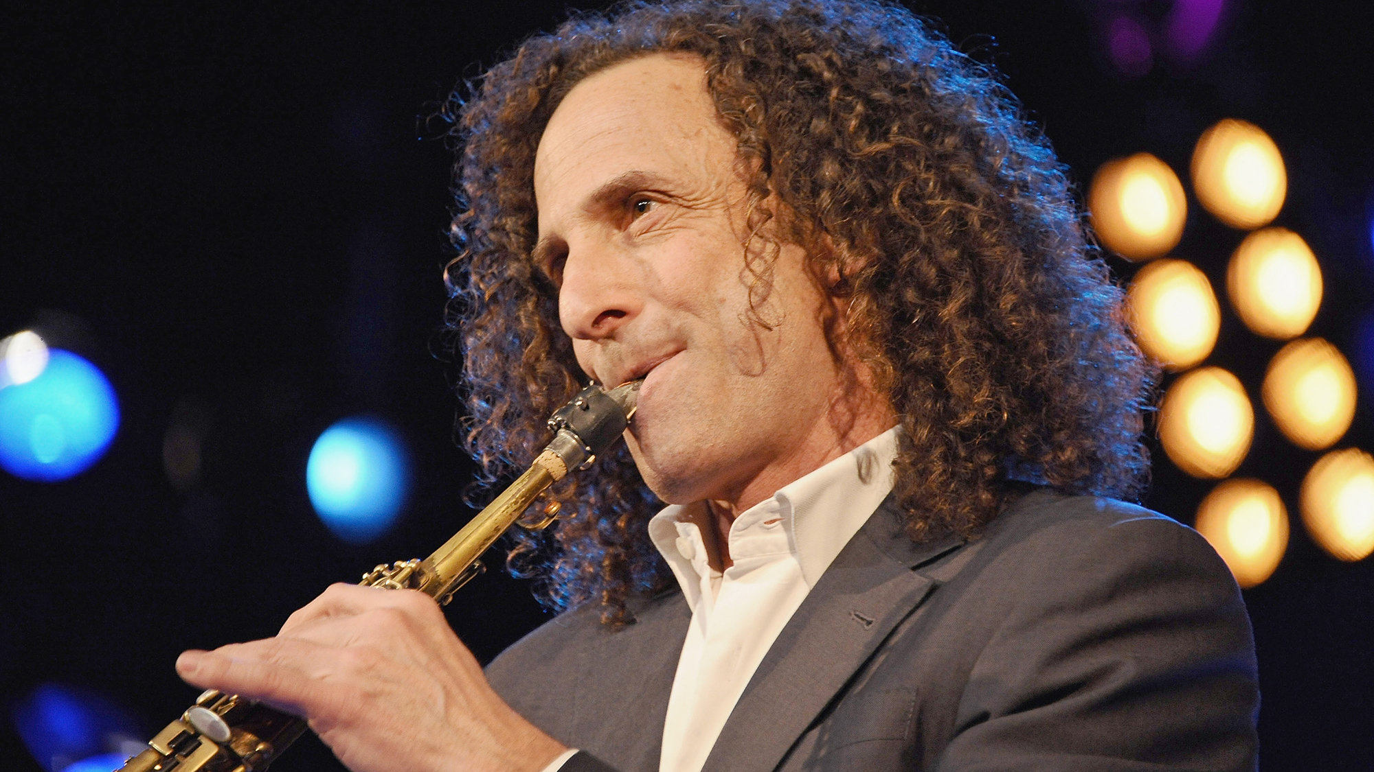 Kenny G - musicians who golf