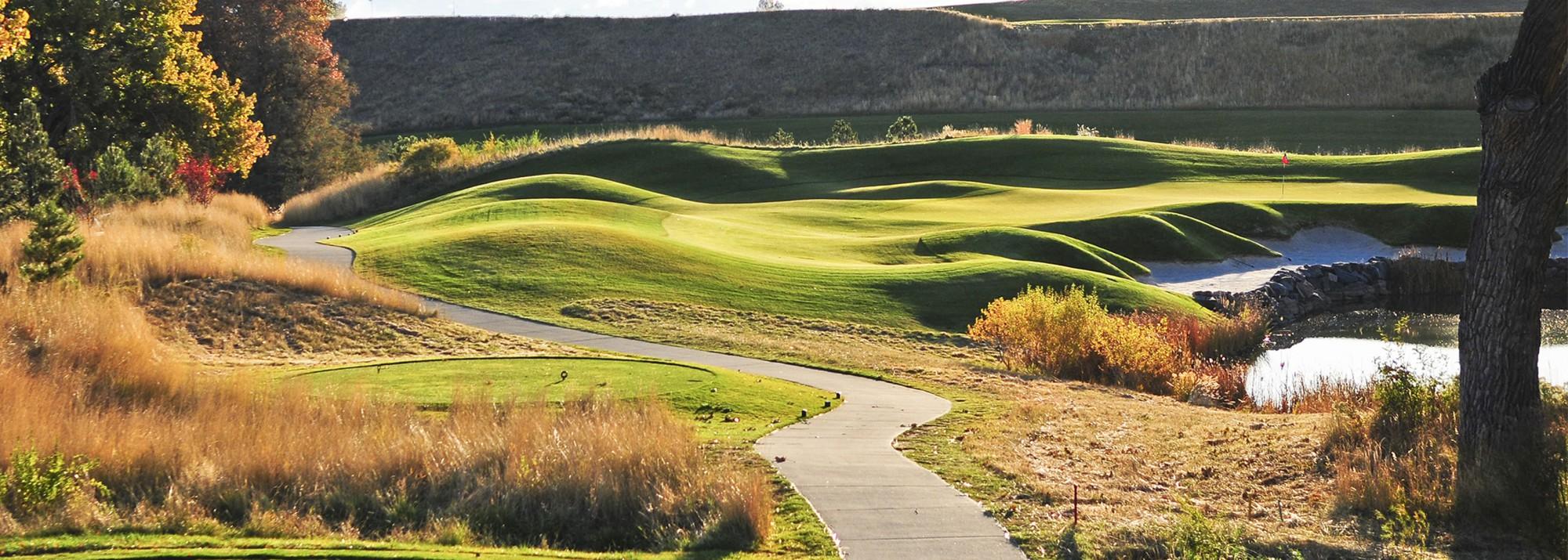 Fossil Trace- Unique Golf Courses
