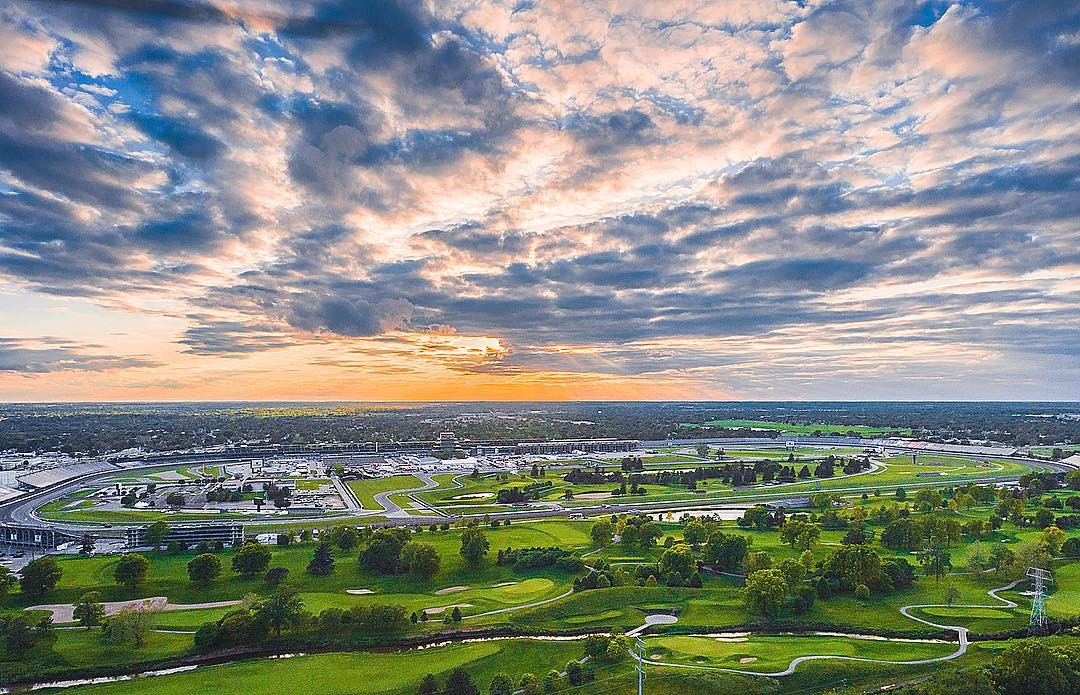 Brickyard Crossing- Unique Golf Course