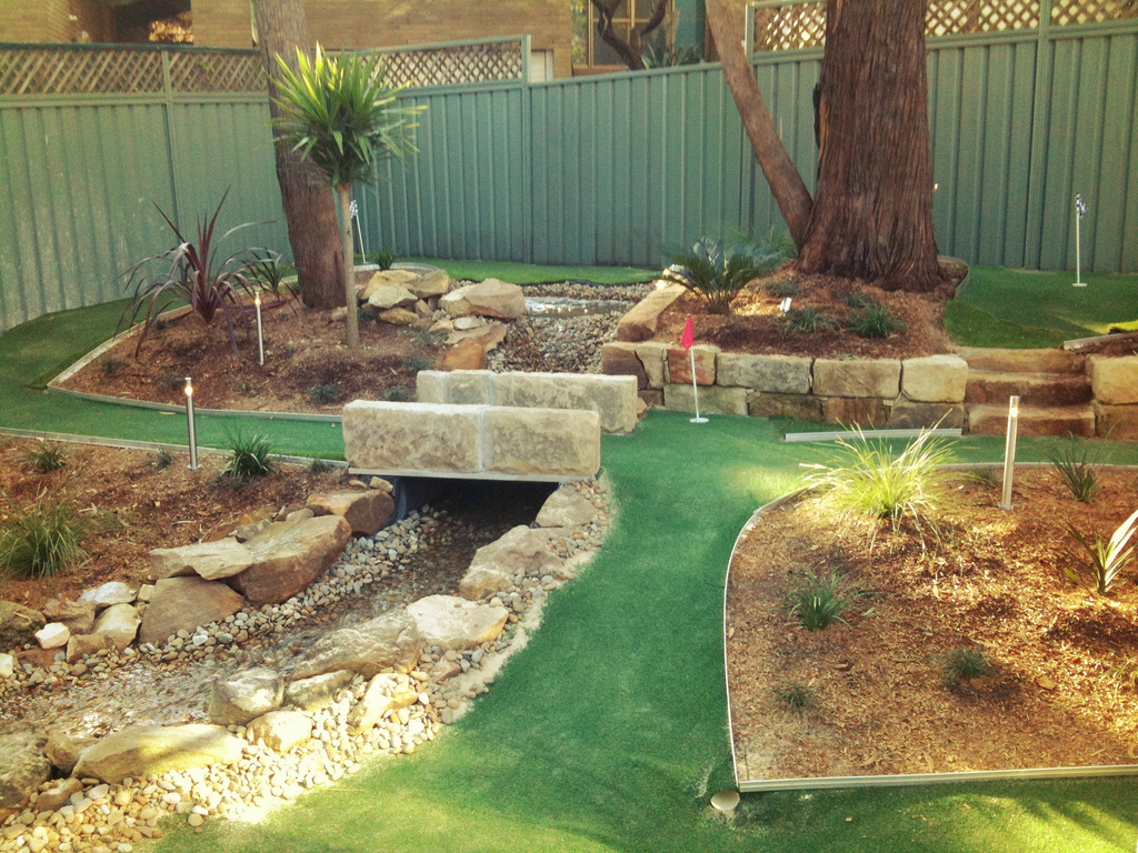 Fun for the Family - 5 Golf-Inspired Backyards You'll Drool Over