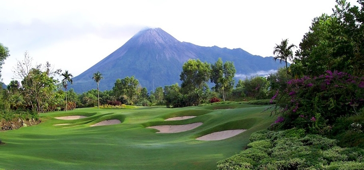 Merapi Golf Course- Unique Golf Courses