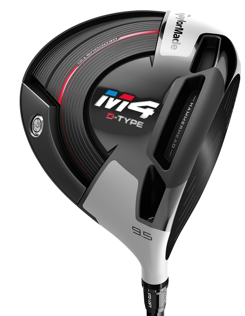 TaylorMade 2018 M4 D-Type Driver