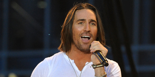 Jake Owen - musicians who golf