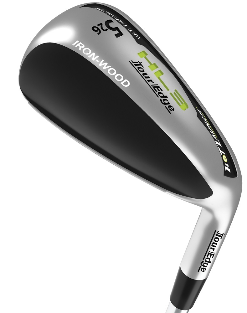 Iron Woods - Hot Launch HL3 Irons