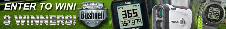 FREE Bushnell Rangefinder