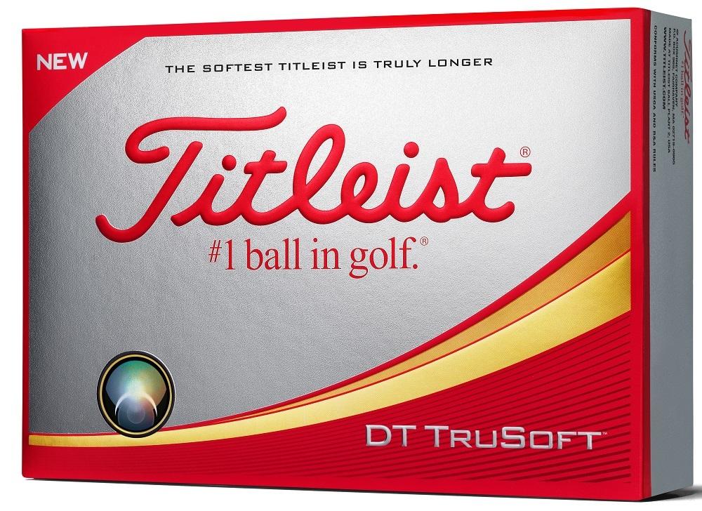 DT TruSoft Titleist Golf Balls