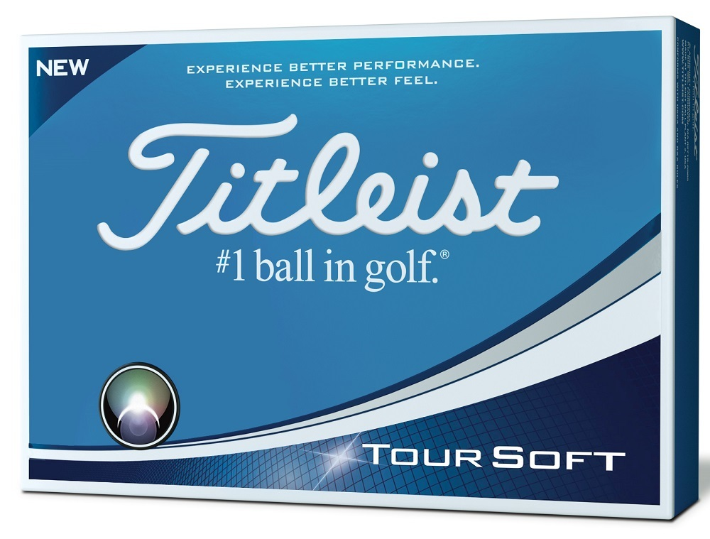 Tour Soft Titleist Golf Balls
