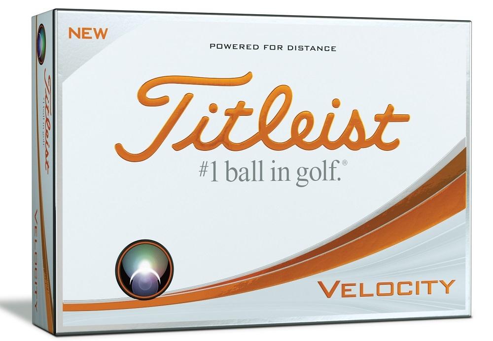 Velocity Titleist Golf Balls