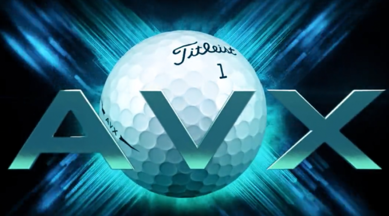 titleist AVX balls hero feature image
