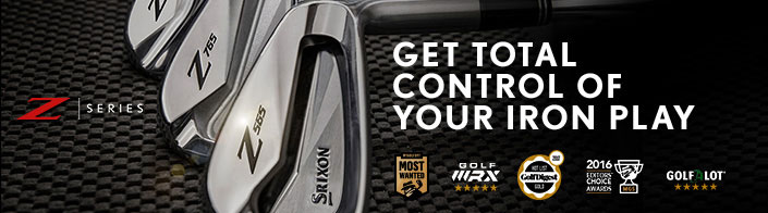 srixon-z-series-irons - banner image