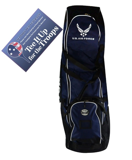 Air Force - US Military Travel Cover - Hot-Z Military Golf Bags