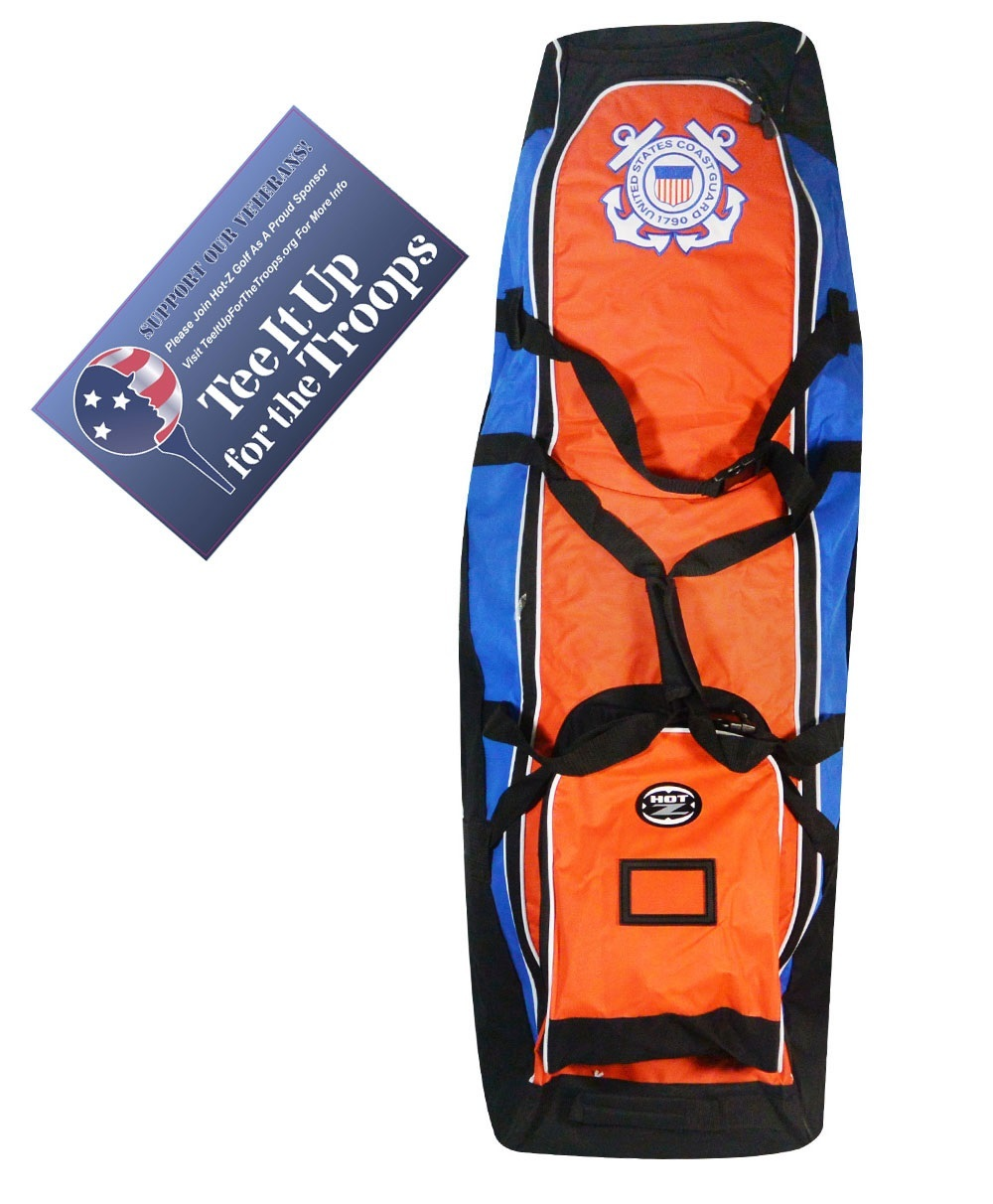 Coast Guard - US Military Travel Cover - Hot-Z Military Golf Bags