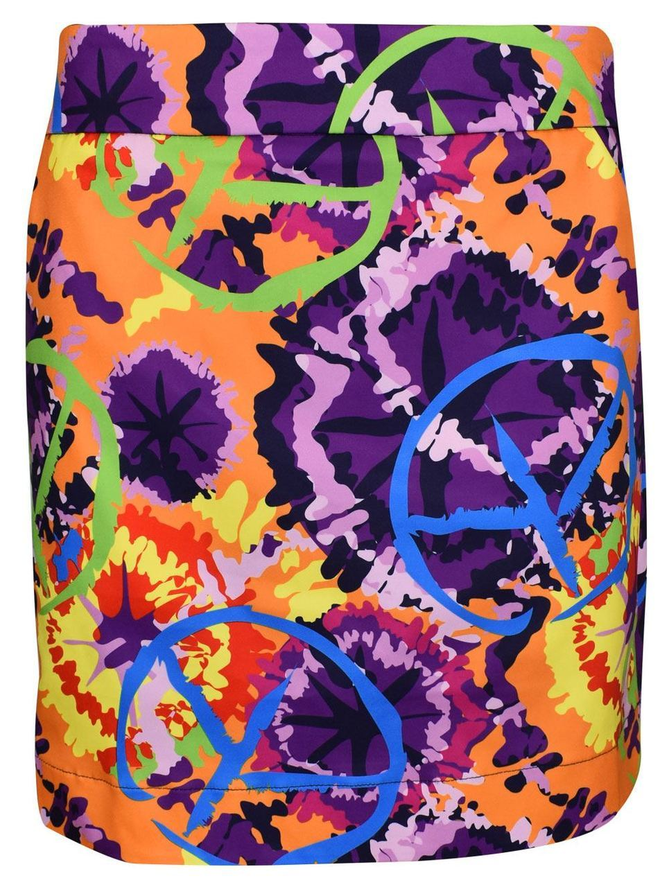Woodystock Skort - Loudmouth Golf Gear