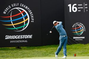 WGC - Bridgestone Invitational