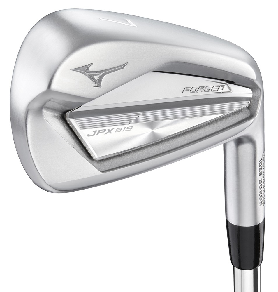 Forged JPX 919 Irons - Mizuno Golf