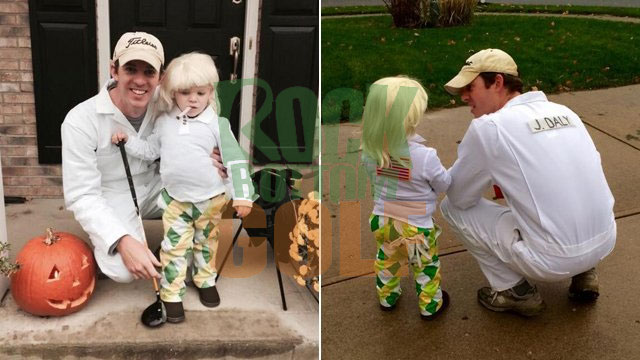 John Daly costume contest winner
