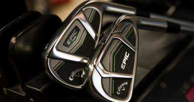 Callaway Epic and Epic Pro Irons