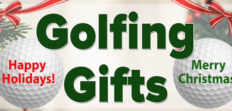 Personalized Holiday Golf Balls