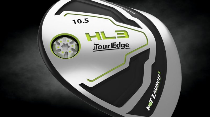 Tour Edge Hot Launch Driver Technology image