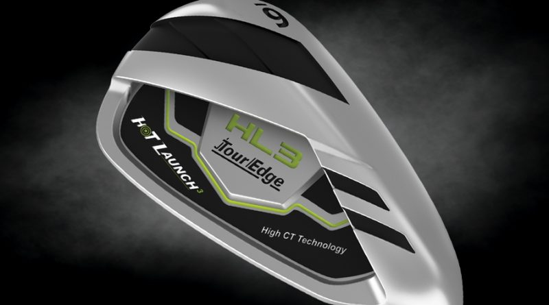 tour edge hot launch 3 HL3 Irons hero image