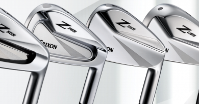 Srixon z65 series irons hero feature image