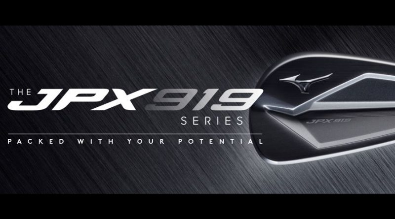 Mizuno JPX919 Irons Hero Feature image