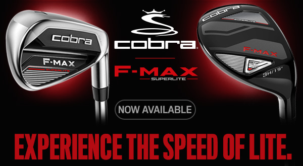 Cobra F-Max Superlite banner