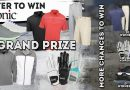 Enter to WIN a FREE Etonic Makeover, Etonic Apparel, Etonic Shoes OR Etonic Gloves!
