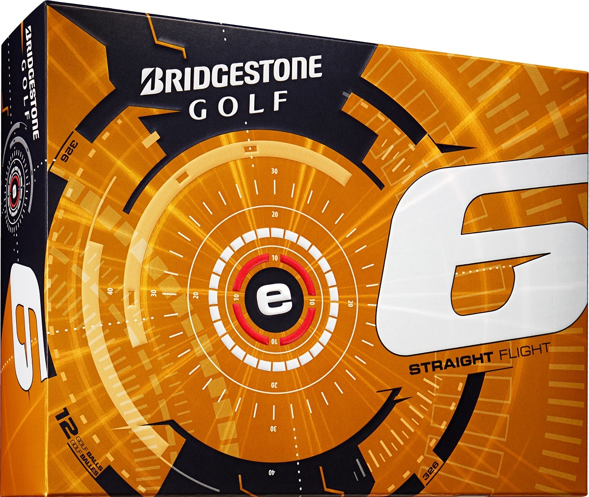 Bridgestone 2015 e6 Golf Balls