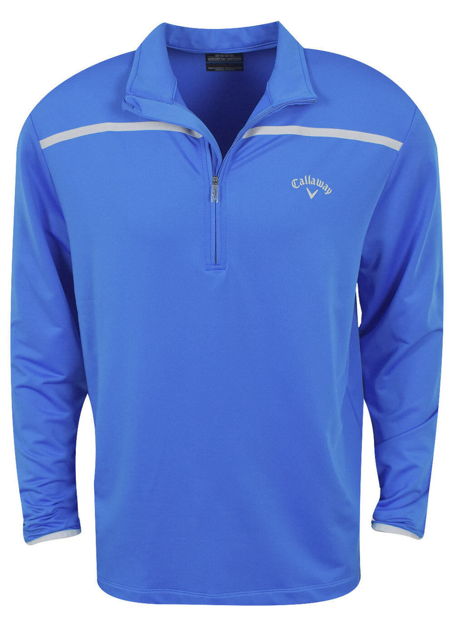 Callaway Golf- Long Sleeve 1/4 Zip Pullover